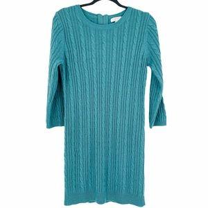 Forever 21 Sweater Dress Crewneck Large